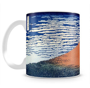 Mount Fuji by Hokusai Mug - Canvas Art Rocks - 2