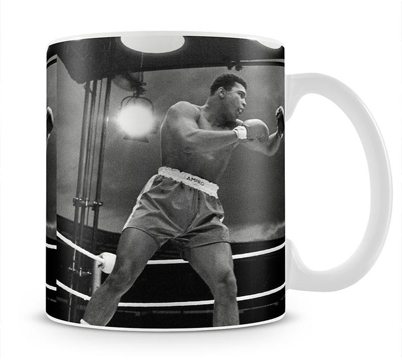 Muhammad Ali 1963 Mug - Canvas Art Rocks - 1