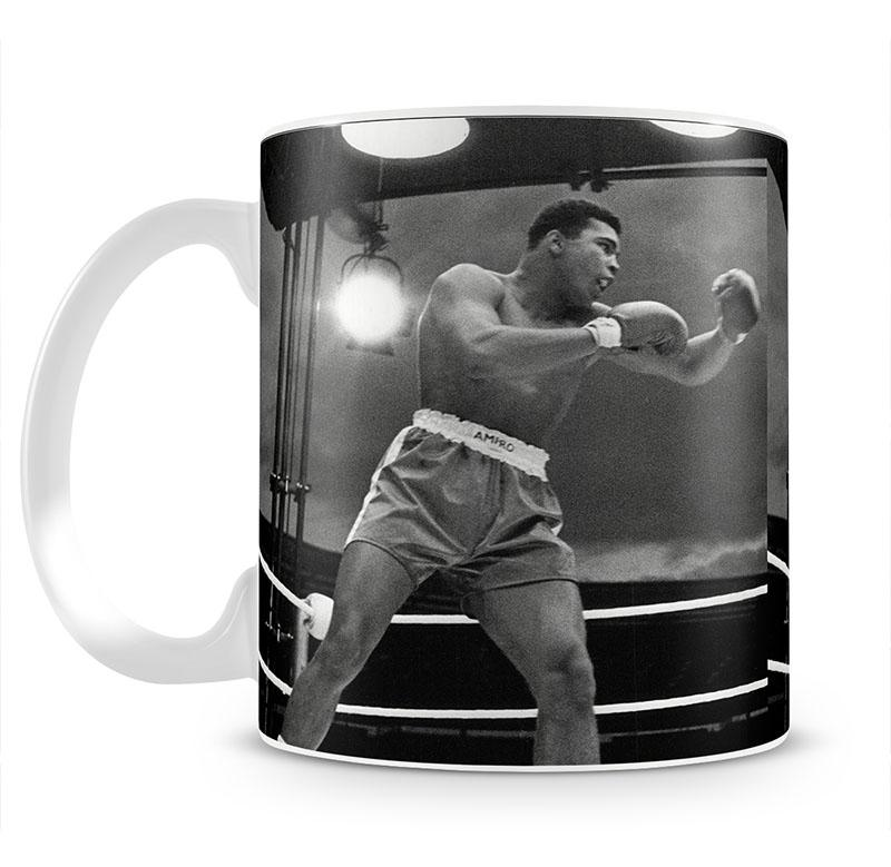 Muhammad Ali 1963 Mug - Canvas Art Rocks - 2