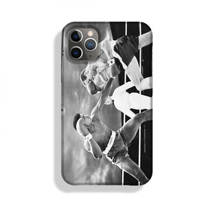 Muhammad Ali v Henry Cooper Phone Case iPhone 11 Pro Max