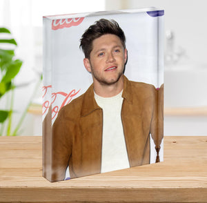 Niall Horan of One Direction Acrylic Block - Canvas Art Rocks - 2