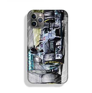 Nico Rosberg Formula 1 Phone Case iPhone 11 Pro Max