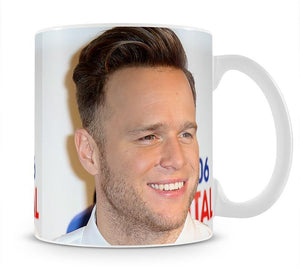 Olly Murs Mug - Canvas Art Rocks - 1