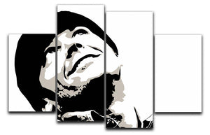 One Flew Over The Cuckoos Nest 4 Split Panel Canvas  - Canvas Art Rocks - 1