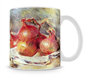Onions by Renoir Mug - Canvas Art Rocks - 1