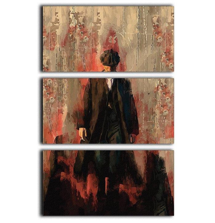 Peaky Blinders 3 Split Panel Canvas Print