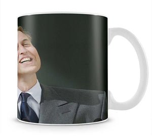 Prince William opening the Darwin Centre Museum Mug - Canvas Art Rocks - 1