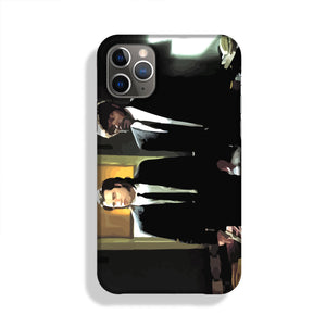 Pulp Fiction Coloured Phone Case iPhone 11 Pro Max