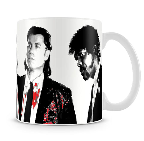 Pulp Fiction Vince and Jules Mug - They'll Love It