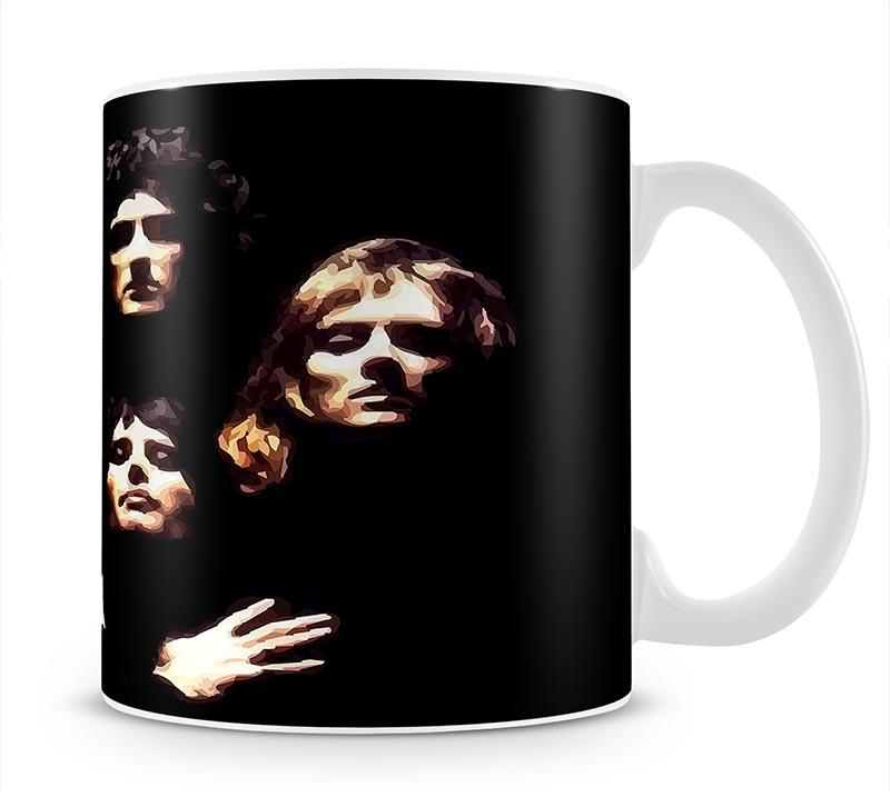 Queen Mug - Canvas Art Rocks - 1