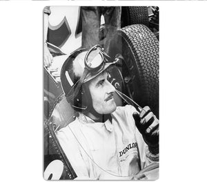 Racing driver Graham Hill HD Metal Print