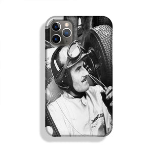 Racing driver Graham Hill Phone Case iPhone 11 Pro Max