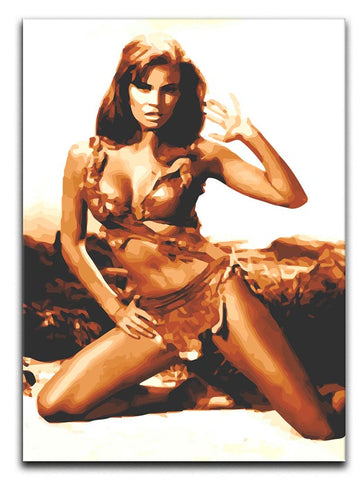 Raquel Welch One Million Years BC Print - They'll Love Wall Art - 1