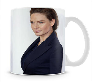Rebecca Ferguson Red Carpet Mug - Canvas Art Rocks - 1