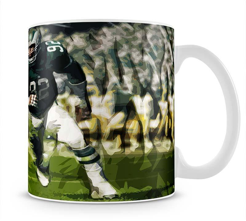Reggie White Mug - Canvas Art Rocks - 1