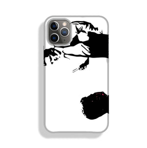 Reservoir Dogs Black and White Phone Case iPhone 11 Pro Max
