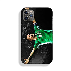 Robbie Keane Ireland Phone Case iPhone 11 Pro Max