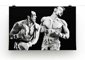 Rocky III Print - Canvas Art Rocks - 3