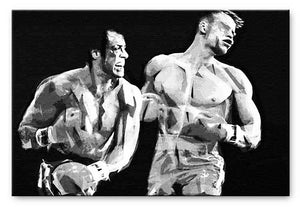 Rocky III Print - Canvas Art Rocks - 4
