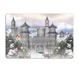 Romantic castle HD Metal Print