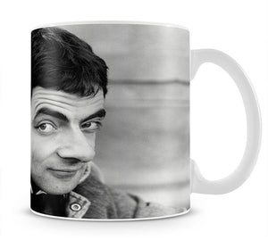 Rowan Atkinson Mug - Canvas Art Rocks - 1
