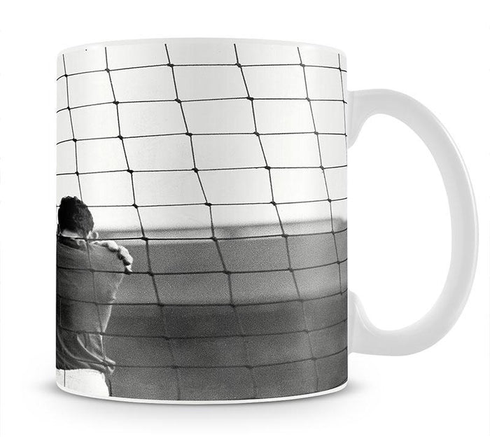 Sad Goalkeeper Mug