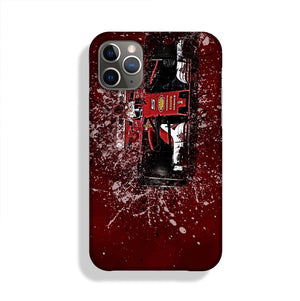 Sebastian Vettel F1 Paint Splatter Phone Case iPhone 11 Pro Max