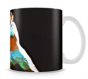 Sergio Aguero Mug - Canvas Art Rocks - 1