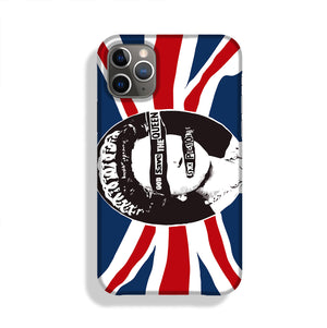 Sex Pistols God Save The Queen Phone Case iPhone 11 Pro Max