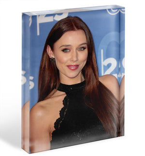 Singer Una Healey Acrylic Block - Canvas Art Rocks - 1
