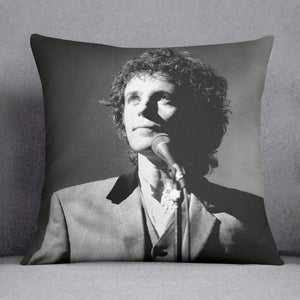 Singer and Actor David Essex Cushion