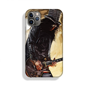 Slash Guns N Roses Phone Case iPhone 11 Pro Max