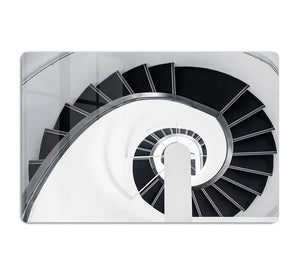 Spiral Staircase HD Metal Print - Canvas Art Rocks - 1