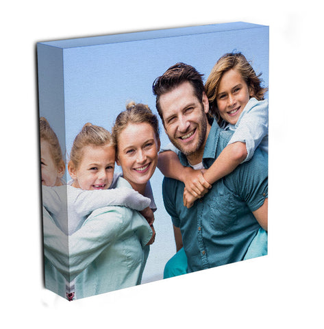 Photo Upload Square Canvas - They'll Love Wall Art - 1