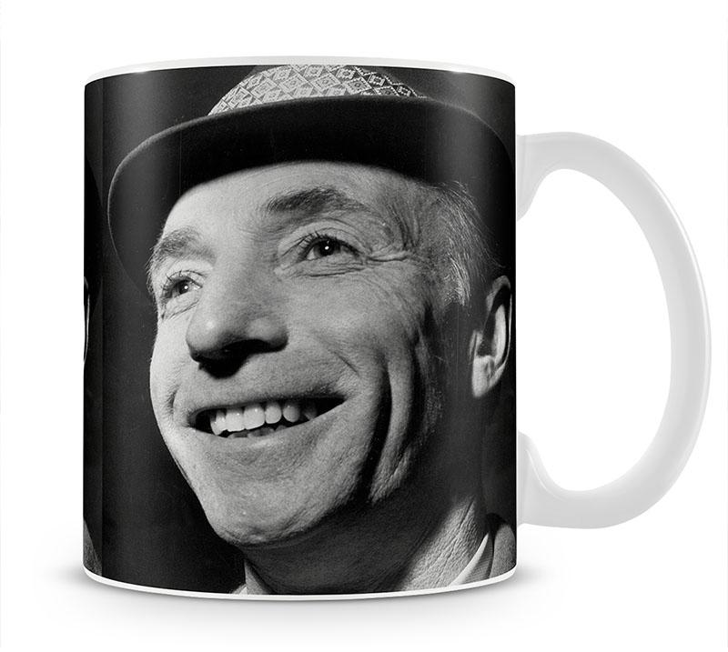 Stanley Matthews footballer Mug - Canvas Art Rocks - 1
