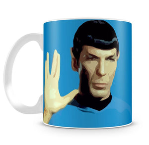 Star Trek Mr Spock Mug - Canvas Art Rocks - 4