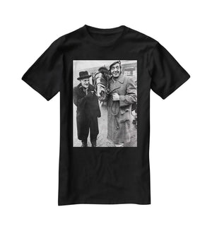 Steptoe and Son T-Shirt - Canvas Art Rocks - 1