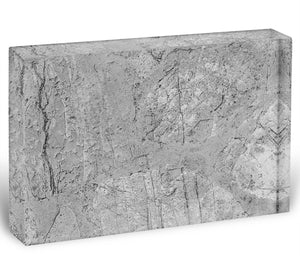 Stone concrete floor Acrylic Block - Canvas Art Rocks - 1