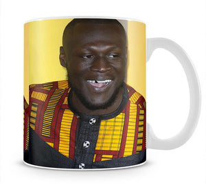 Stormzy smiles Mug - Canvas Art Rocks - 1