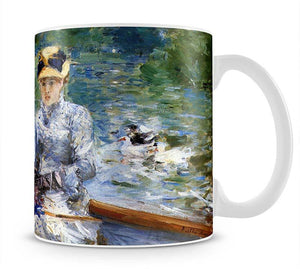 Summer day by Renoir Mug - Canvas Art Rocks - 1