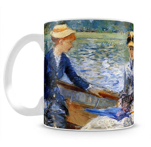 Summer day by Renoir Mug - Canvas Art Rocks - 2
