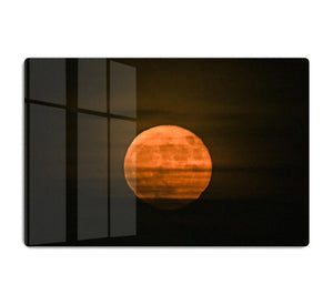 Super moon HD Metal Print - Canvas Art Rocks - 1
