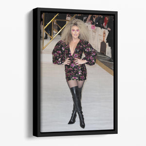 Tallia Storm Floating Framed Canvas - Canvas Art Rocks - 1