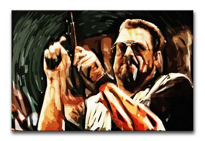 The Big Lebowski Canvas Print or Poster