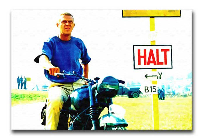 The Great Escape Canvas Print or Poster