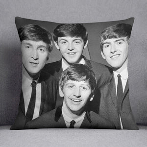 The Beatles in 1963 Cushion