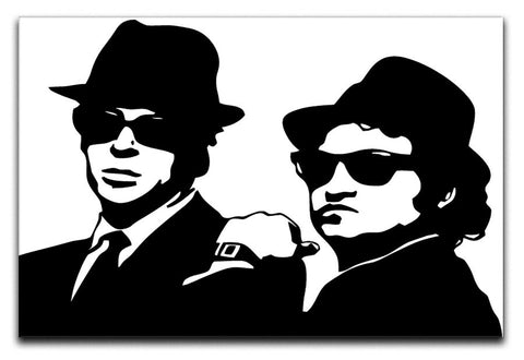 The Blues Brothers Canvas Print & Poster