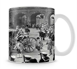 The Coronation of King George VI Kings coach Mug - Canvas Art Rocks - 1
