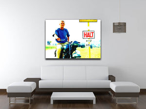 The Great Escape Canvas Print & Poster - Canvas Art Rocks