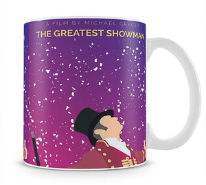 The Greatest Showman Minimal Movie Mug - Canvas Art Rocks - 1